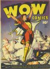 Cover For Wow Comics 38