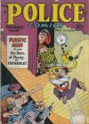 Cover For Police Comics 87