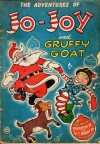 Cover For The Adventures of Jo Joy and the Gruffy Goat