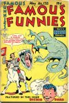 Cover For Famous Funnies 178