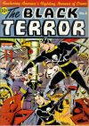 Cover For The Black Terror 4