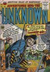 Cover For Adventures into the Unknown 71