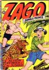 Cover For Zago, Jungle Prince 3