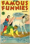 Cover For Famous Funnies 134