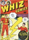 Cover For Whiz Comics 53