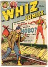 Cover For Whiz Comics 93