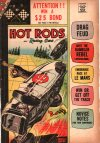 Cover For Hot Rods and Racing Cars 33
