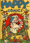 Cover For Happy Comics 2