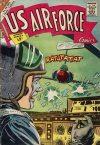 Cover For U.S. Air Force Comics 22