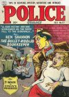 Cover For Police Comics 117