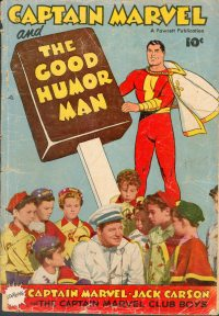 Large Thumbnail For Captain Marvel and the Good Humor Man [nn]
