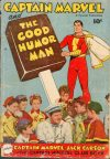 Cover For Captain Marvel And The Good Humor Man