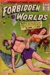 Cover For Forbidden Worlds 84