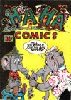Cover For Ha Ha Comics 45
