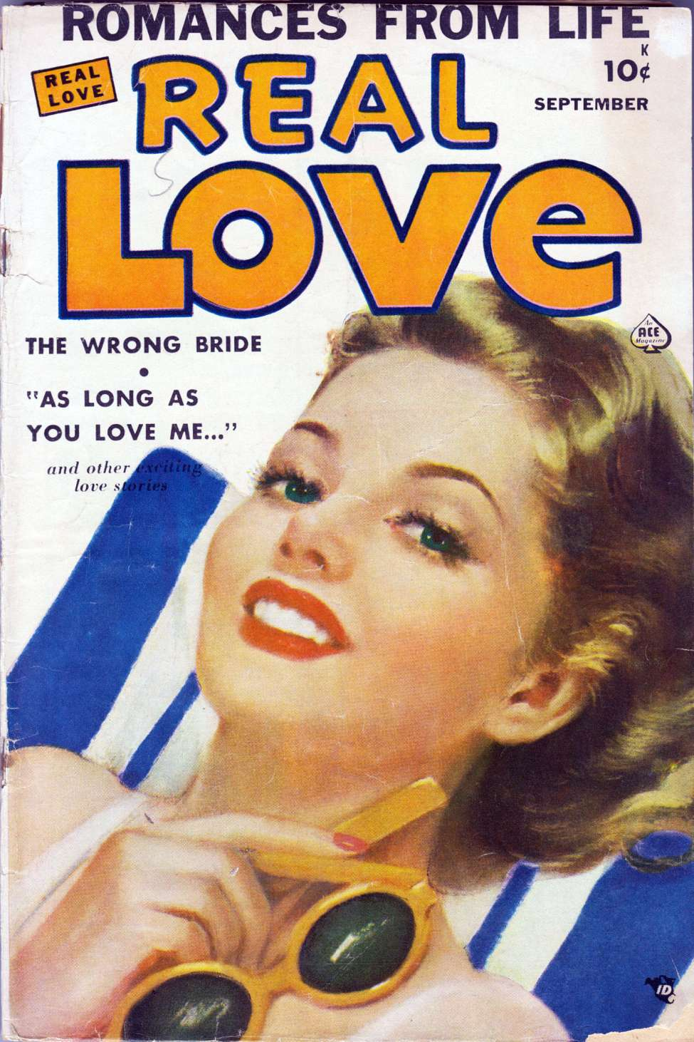 Comic Book Cover For Real Love #33