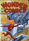 Cover For Wonder Comics 1 (fiche)