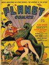 Cover For Planet Comics 20 (paper/2fiche)