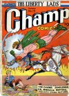 Cover For Champ Comics 15