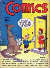 Large Thumbnail For The Comics #11