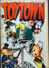 Cover For Toytown Comics 4