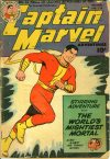 Cover For Captain Marvel Adventures 115