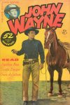 Cover For John Wayne Adventure Comics 4