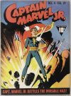 Cover For Captain Marvel Jr. 4 (13fiche)