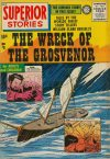Cover For Superior Stories 3 The Wreck Of The Grosvenor