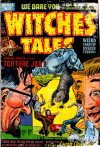 Cover For Witches Tales 13