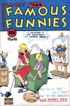 Cover For Famous Funnies 164