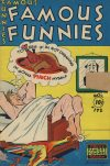Cover For Famous Funnies 172