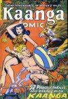 Cover For Kaänga Comics 3