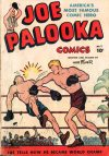 Cover For Joe Palooka Comics 1
