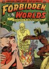 Cover For Forbidden Worlds 8