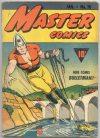 Cover For Master Comics 10 (paper/3fiche)
