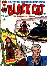 Large Thumbnail For Black Cat #10