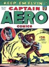 Cover For Captain Aero Comics 5