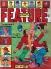 Cover For Feature Comics 40