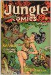 Cover For Jungle Comics 146