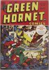Cover For Green Hornet Comics 20