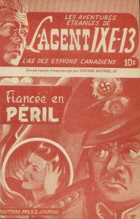 Large Thumbnail For L'Agent IXE-13 v2 008 – Fiancée en péril