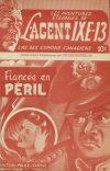 Cover For L'Agent IXE 13 v2 8 – Fiancée en péril