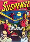 Cover For Suspense Comics 1