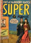 Cover For Super Funnies 2