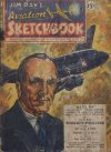 Cover For Jim Ray's Aviation Sketchbook 1