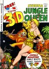 Cover For 3 D Sheena, Jungle Queen 1