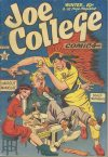 Cover For Joe College 2