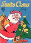 Cover For 0254 Santa Claus Funnies