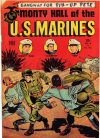 Cover For Monty Hall of the U.S. Marines 4