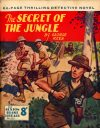 Cover For Sexton Blake Library S3 302 The Secret of the Jungle